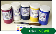 Screen Printing Inks