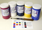 Victory Factory textile inks